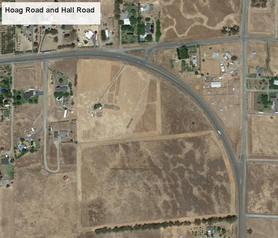 Hoag Road Aerial