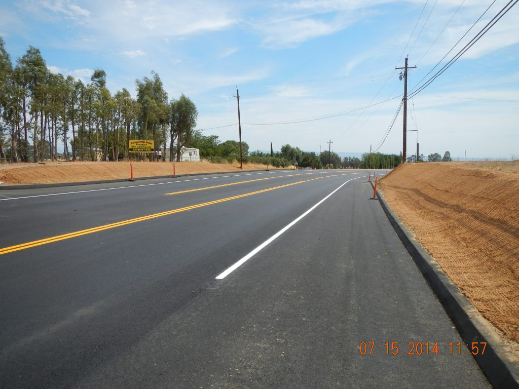 South Ave, Hall Road & Hoag Road Project