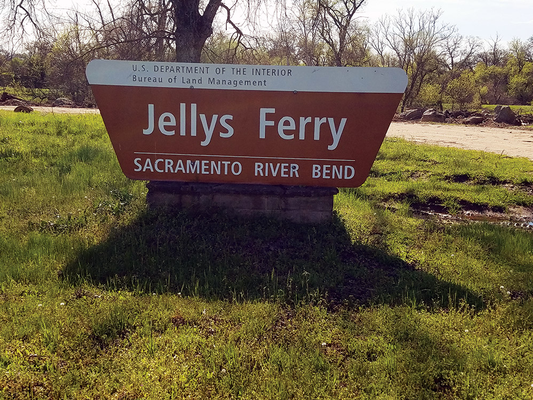 Jellys Ferry Bridge – Open With Load Limits