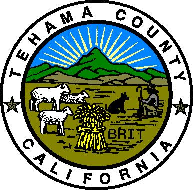 Tehama County Seal