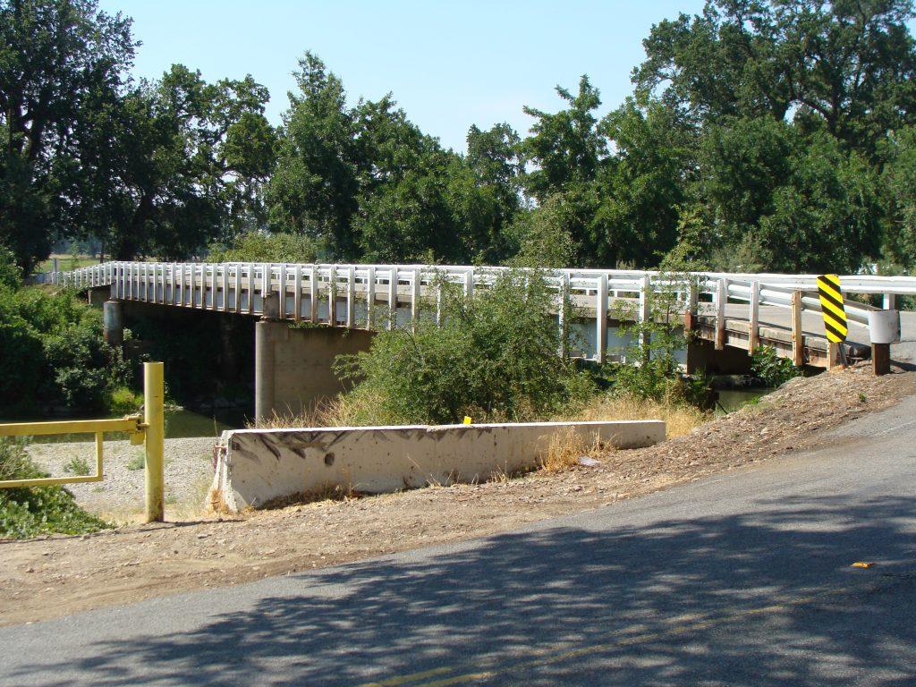 Evergreen Bridge West Facing