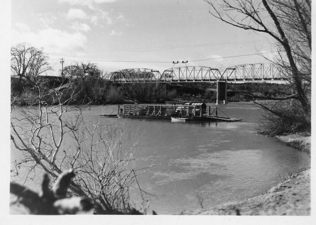 Jelly's Ferry Bridge