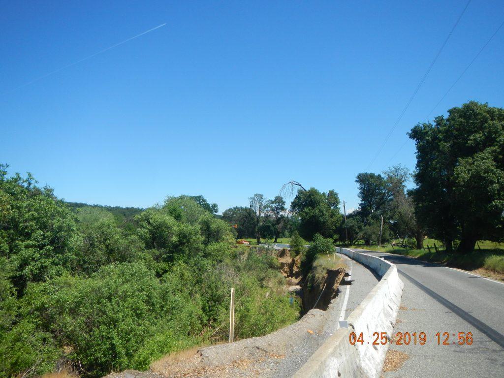 Reeds Creek Road West Facing