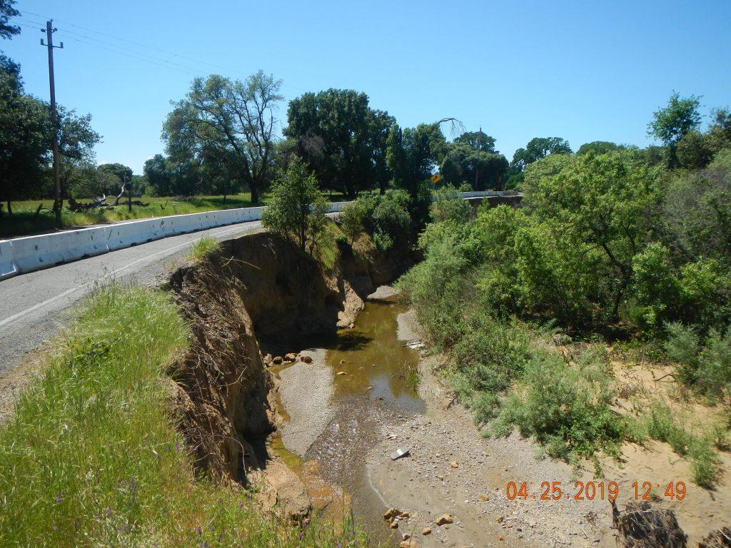 Reeds Creek Road East Facing