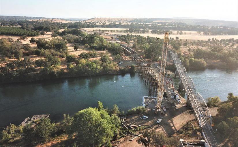 Jelly's Ferry Road Over The Sacramento River Bridge Replacement Project